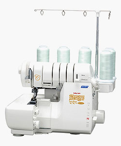 (株)べビ-ロック  縫工房  3・4・5本糸ロックミシン BL77WJ型・新登場