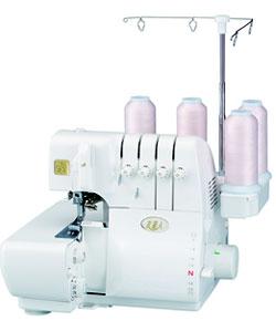 (株)ベビーロック 衣縫人 4本糸ロックミシン BL55EXS型