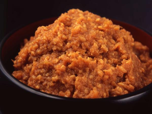 樽出し味噌>伯方の塩の味噌