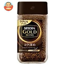 ネスレ日本 ネスカフェ ゴールドブレンド コク深め 120g瓶×24本入