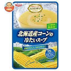 【送料無料】【2ケースセット】SSK シェフズリザーブ 北海道産コーンの冷たいスープ 160g×40袋入×(2ケース) ※北海道・沖縄は別途送料が必要。