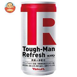 【送料無料】【2ケースセット】ヤクルト Tough-Man Refresh(タフマン リフレッシュ) 190g缶×30本入×(2ケース) ※北海道・沖縄は別途送料が必要。