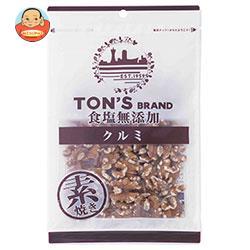 送料無料 【2ケースセット】東洋ナッツ食品 トン 食塩無添加 クルミ 大 180g×10袋入×(2ケース) ※北海道・沖縄は別途送料が必要。