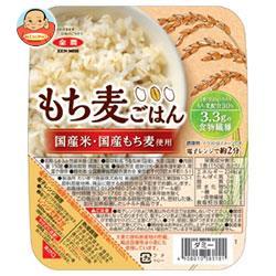 【送料無料】【2ケースセット】JA全農 国産 もち麦ごはん 150g×24(6×4)個入×(2ケース) ※北海道・沖縄は別途送料が必要。