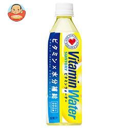 サントリー Vitamin 激安通販販売 Water ビタミンウォーター 手売り用 500mlペットボトル スポーツ飲料 PET 熱中症対策 500mlペットボトル×24本入 ビタミン補給 24本 驚きの値段で