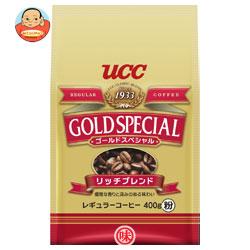 送料無料 【2ケースセット】UCC ゴールドスペシャル リッチブレンド400g袋×12(6×2)袋入×(2ケース) ※北海道・沖縄は別途送料が必要。
