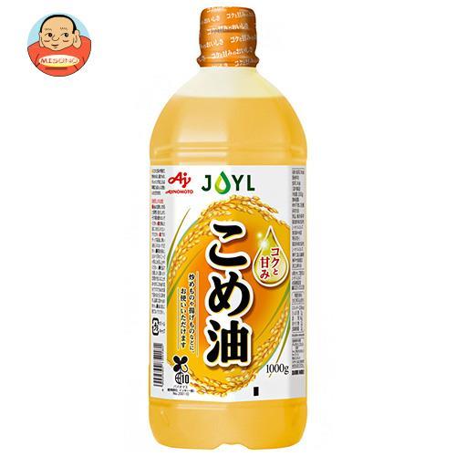 送料無料 【2ケースセット】J-オイルミルズ AJINOMOTO こめ油 1000g×10本入×(2ケース) ※北海道・沖縄は別途送料が必要。