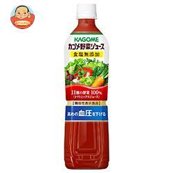 【送料無料】【2ケースセット】カゴメ 野菜ジュース 食塩無添加【機能性表示食品】 720mlペットボトル×15本入×(2ケース) ※北海道・沖縄は別途送料が必要。