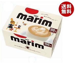 送料無料 AGF マリーム スティック 3g×100P×12箱入 ※北海道・沖縄・離島は別途送料が必要。