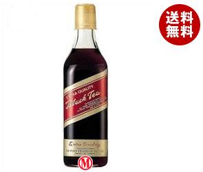 【送料無料】【2ケースセット】ジーエスフードGS 加糖ブラックティ500ml瓶×12本入×(2ケース) ※北海道・沖縄・離島は別途送料が必要。