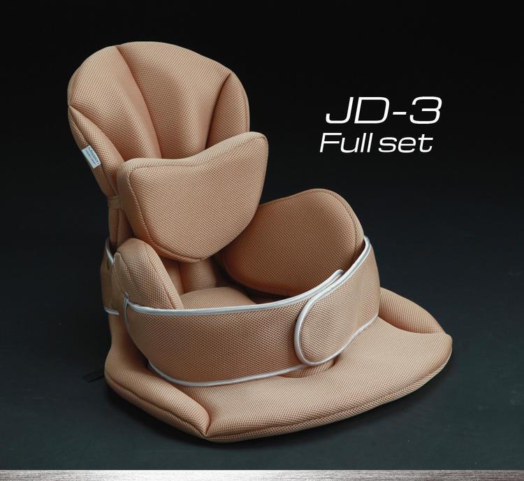 美しさをつくる美座椅子 JIM-DRIVE JD-3 ウエストパット ぺルビスパット仕様 骨盤からサポート 自動車用シート 事務椅子 座椅子 座いす 座イス 送料無料 車 シートカバー ドライブ