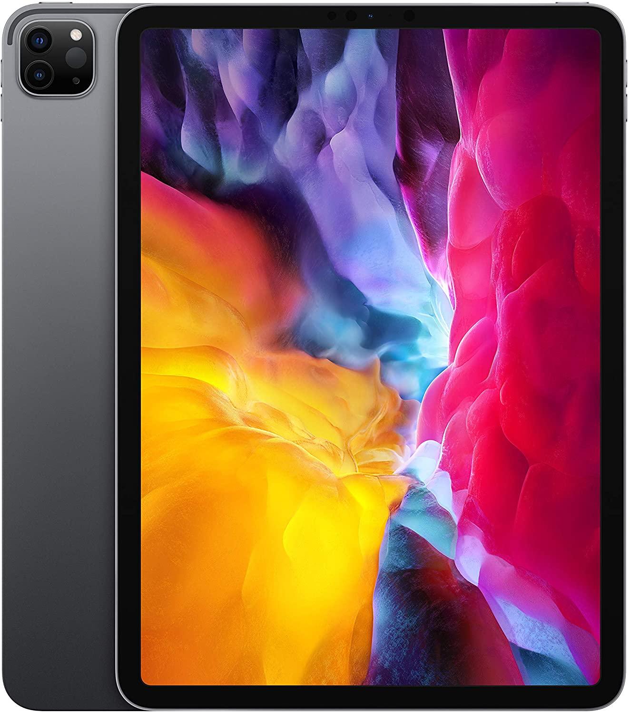 春の新作続々 アップル アイパッドプロ 11インチ 第4世代 SIMフリータブレット Apple iPad 内祝い Pro MXDE2B 512GB 新品タブレット本体 1年保証 A グレー UKスペック wifiモデル