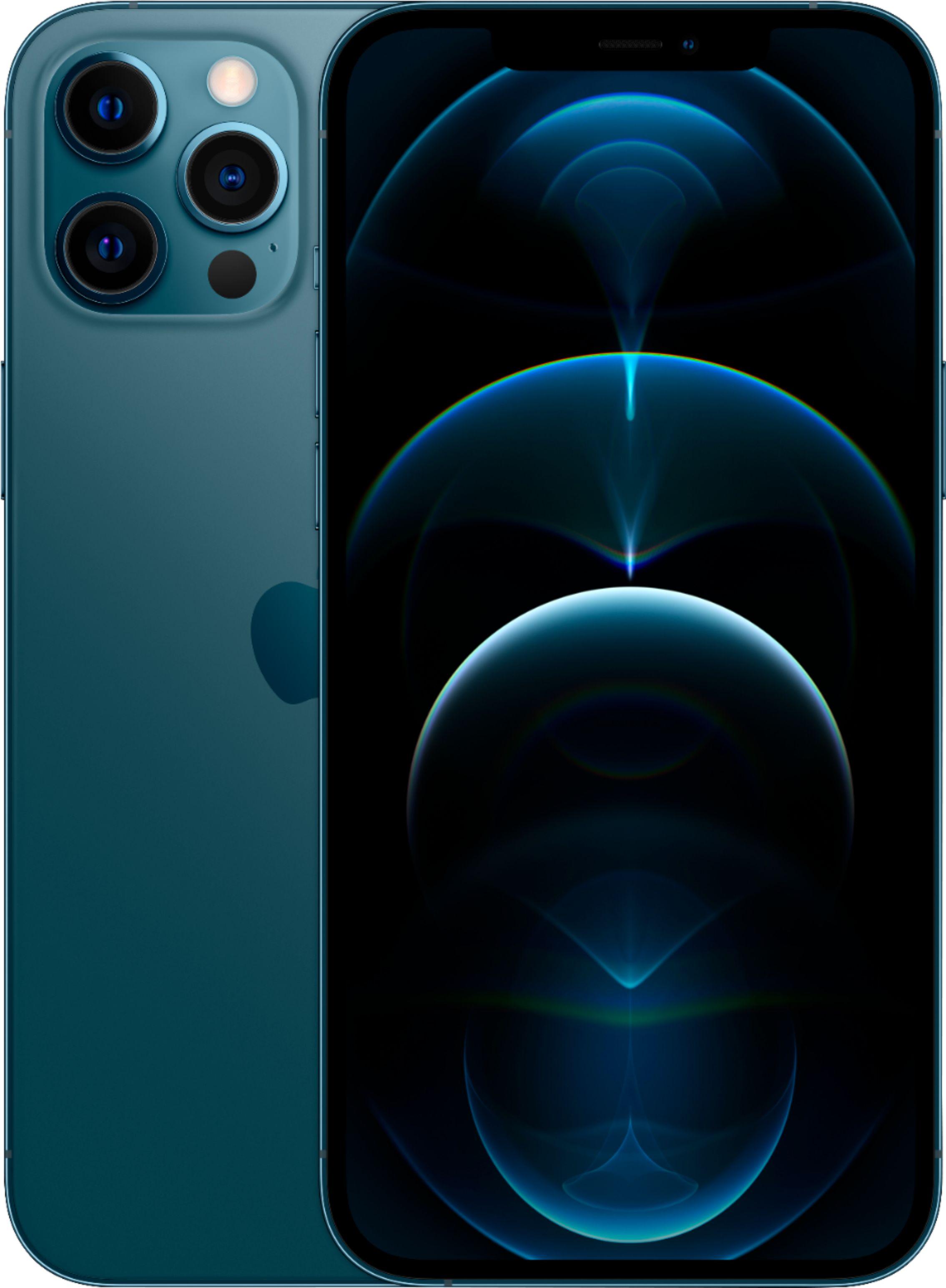 アップル アイフォーン 12 プロマックス 5G対応 SIMフリースマホ SIMフリー Apple iPhone Pro Max 青 5G 256GB 1年保証 A デュアルSIM MGC73ZA 新品 正規取扱店 卓出 スマホ本体 香港版