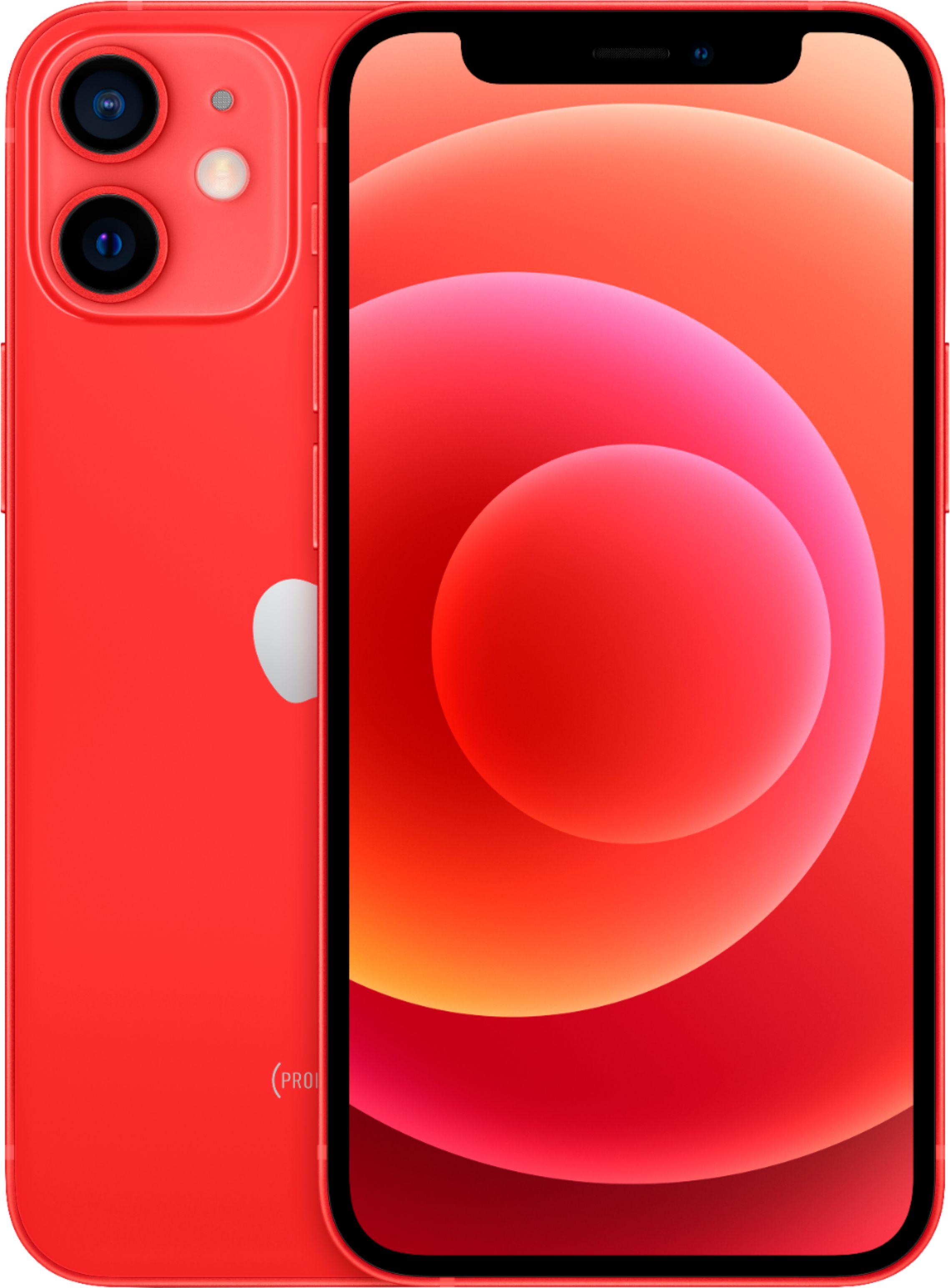 アップル アイフォーン 12ミニ 5G対応SIMフリースマホ SIMフリー Apple 40%OFFの激安セール iPhone 12 Mini シングルSim + キャンペーンもお見逃しなく 香港版 赤 1年保証 スマホ本体 5G 64GB A eSIM 新品 MGE03ZA