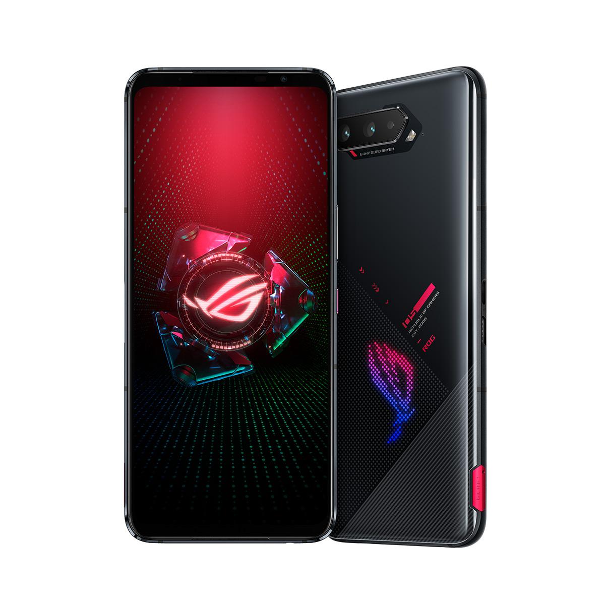 エイスース アールオージーフォン SIMフリー 5G対応 Asus ROG Phone 5 ZS673KS 期間限定 Dual Sim 5G 12GB 中国版グローバルROM RAM 新品本体 1年保証 白 激安超特価 256GB ゲーミングスマホ