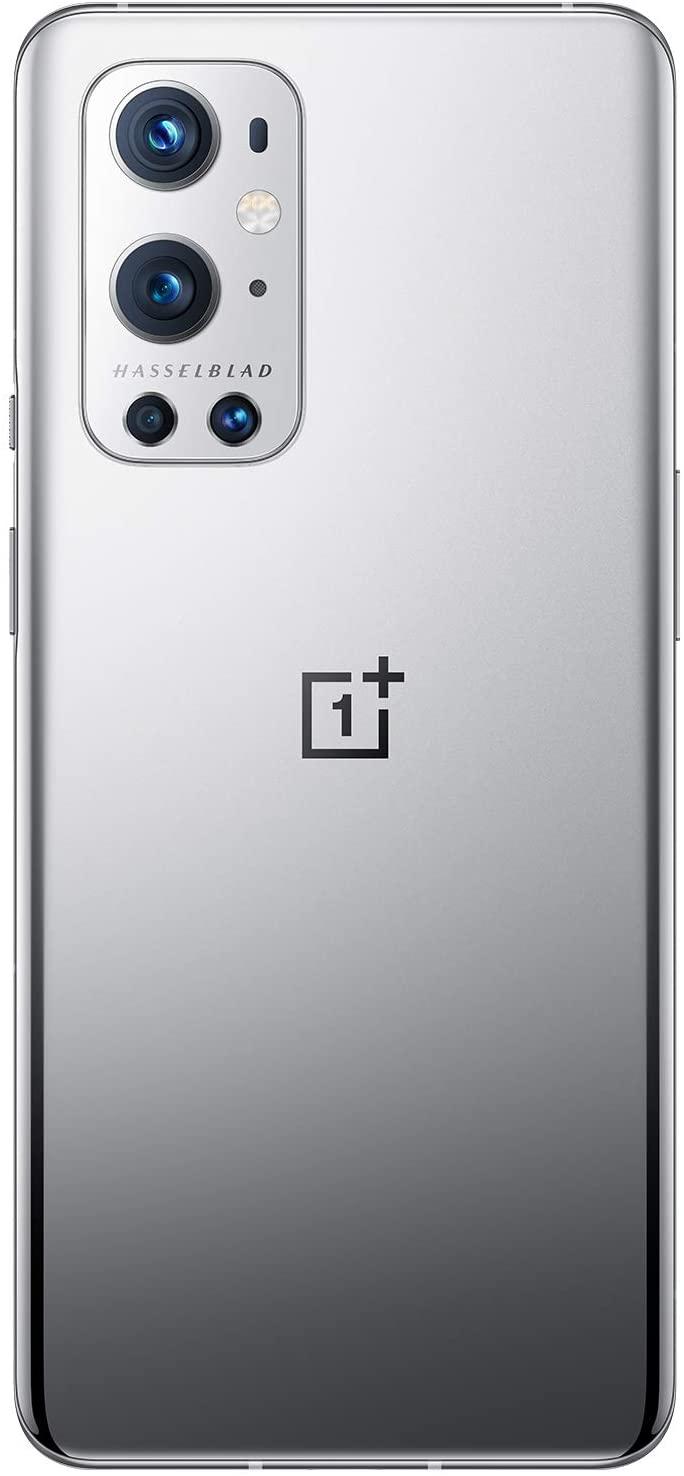 ワンプラス ナインプロ LE2110 5G対応 SIMフリースマホ OnePlus 9 Pro お買い得 LE2120 Dual 1年保証 新品 RAM 12GB 直輸入品激安 本体 Sim シルバー 5G 256GB