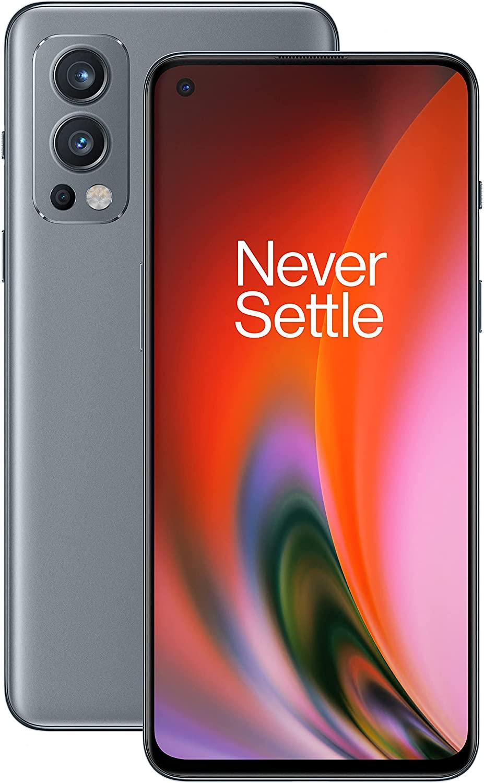 ワンプラス ノード2 5G対応 SIMフリースマホ ストアー OnePlus Nord 2 DN2103 Dual Sim RAM 本体 12GB 激安通販販売 5G 1年保証 新品 グレー 256GB