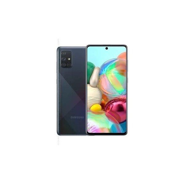 サムスン ギャラクシー A71 A715FD SIMフリースマホ Samsung Galaxy Dual 本体 メーカー公式ショップ 黒 Sim 海外輸入 1年保証 新品 RAM 128GB 8GB