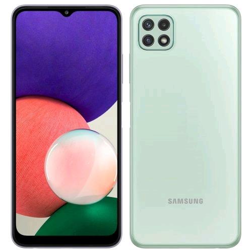 サムスン ギャラクシー A22 新色追加して再販 A226B トラスト SIMフリースマホ Samsung Galaxy Dual Sim RAM 128GB 新品 1年保証 8GB ミント 5G 本体