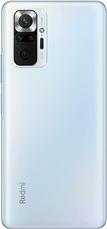 シャオミ 小米 レッドミーノートテンプロ 格安 SIMフリースマホ Xiaomi Redmi Note 10 Pro Dual 8GB RAM 1年保証 128GB 青 今ダケ送料無料 Sim 新品 本体 LTE