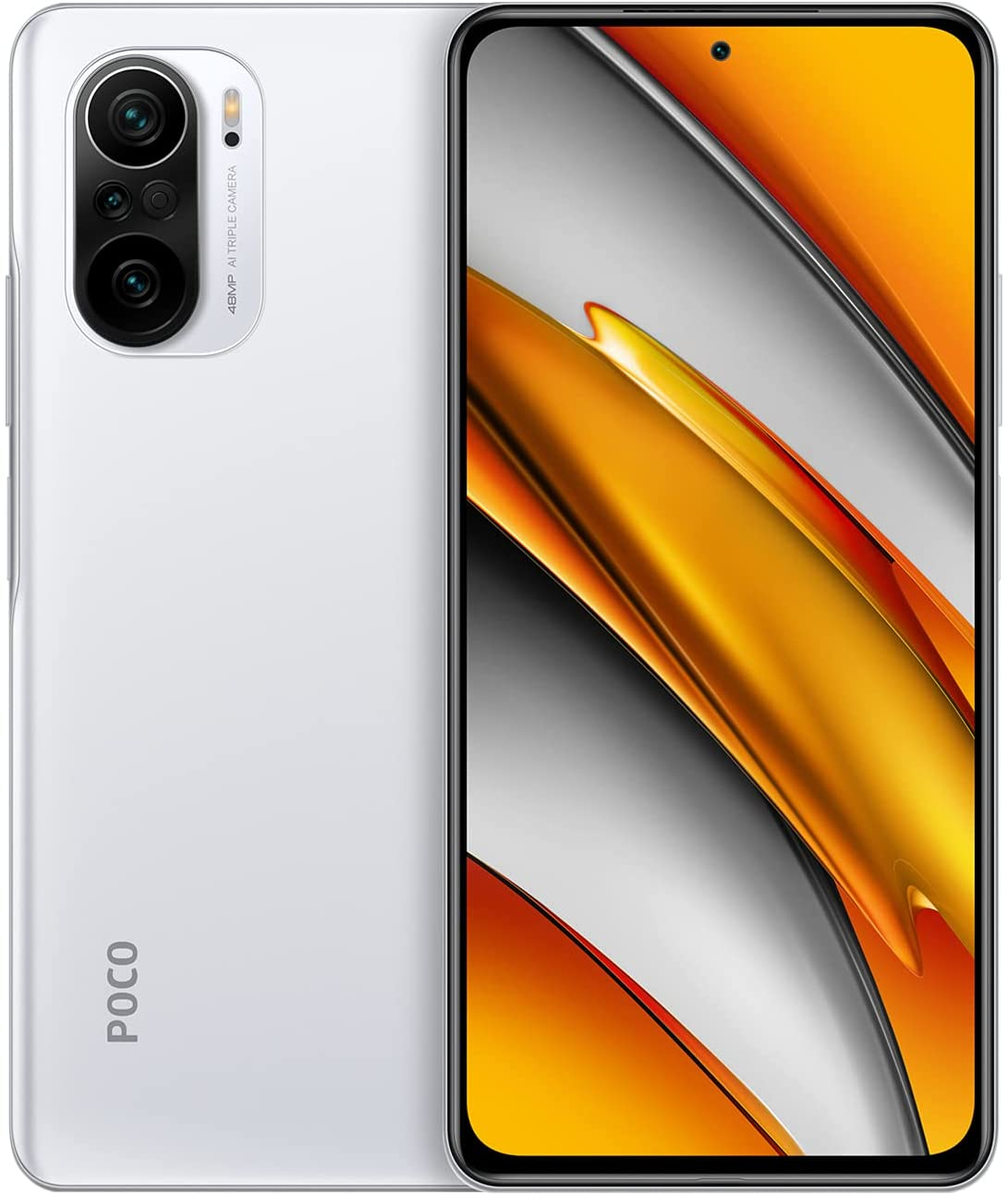 シャオミ 小米 ポコエフスリー SIMフリースマホ Xiaomi Poco F3 Dual Sim 256GB 初回限定 新品 RAM 5G 白 SIMフリースマホ本体 Seasonal Wrap入荷 1年保証 8GB