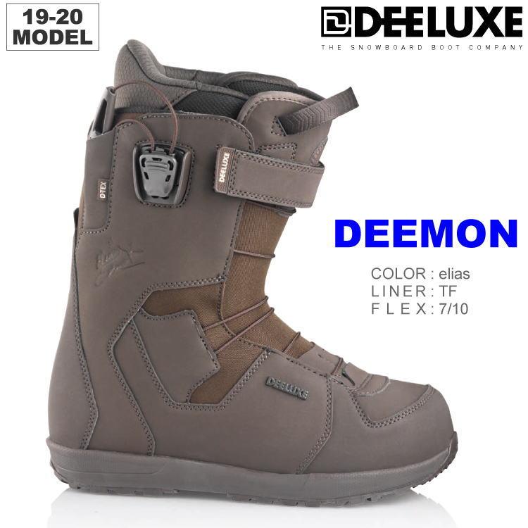 19-20 DEELUXE (ディーラックス) DEEMON TF -ELIAS- / 早期予約割引10%OFF 【送料無料】【代引手数料無料】【正規品】