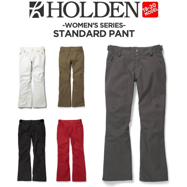 19-20 HOLDEN (ホールデン) W's STANDARD PANT / 早期予約割引10%OFF (ウェア) 【送料無料】【代引き手数料無料】【日本正規品】