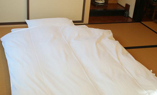 【10枚セット】綿100% 横開き 業務用 掛け布団カバー 150×210cm  横紐3本 掛けカバー【旅館・ホテル用】【業務用】【包布】