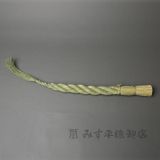 しめ縄 (5尺) 神棚 販売 日本製 国産 職人手作り お宮 結界 高品質