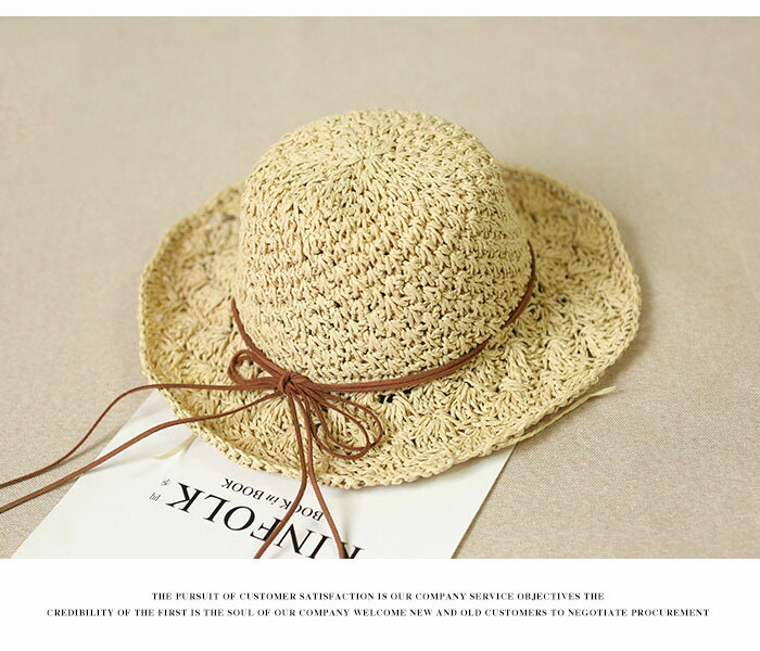 fc8136df misweddy: Prevention of child KIDS hat straw hat broad-brimmed ...