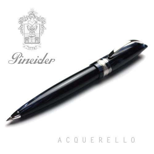 【Pineider】ピネイダー・ペン-ACQUERELLO ボールペン ブルー BLU MADREPERLATO 送料無料 ラッピング無料