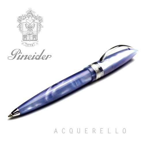 【Pineider】ピネイダー・ペン-ACQUERELLO ボールペン ライラック LILAC 送料無料 ラッピング無料