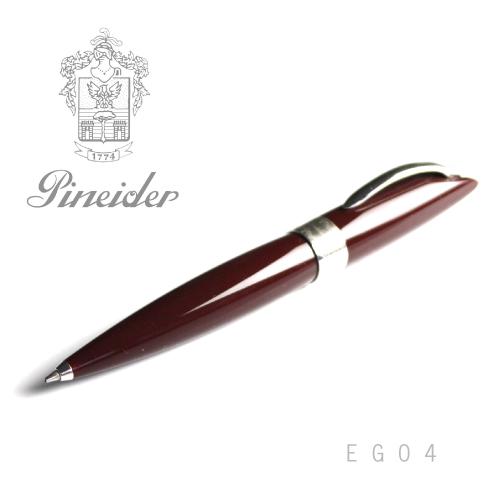 【アウトレット品】Pineider ピネイダー EGO4 ブラウン シャープペン ペン T.MORO 送料無料 エゴ4