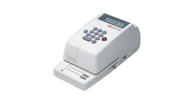 【電子チェックライター】 EC-310 チェックライター マックス MAX