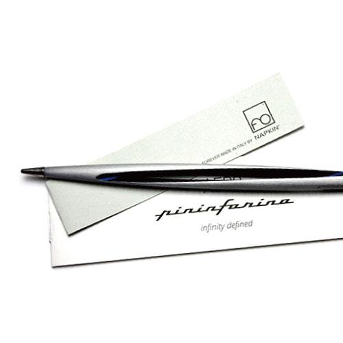 ナプキン フォーエバー ピニンファリーナ エアロ ブルーインクのいらないインクレスペンラッピング無料 ギフト、贈り物、プレゼントに 4エバーNAPKIN