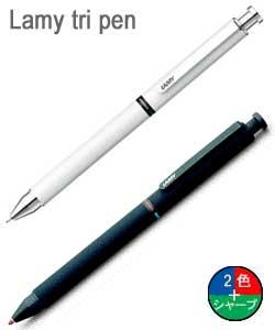 ラミー  stトライペン  LAMY ペンシル+ボールペン2色  【送料無料】