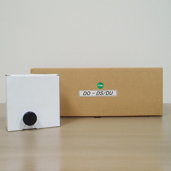 デュプロ デジタル印刷機対応 インク 【汎用品】 DO-DS 緑 【6本セット】