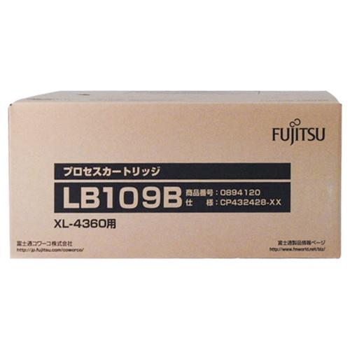 【純正品】 富士通 FUJITSU プロセスカートリッジ LB109B