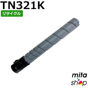 日本最大級の品揃え リサイクルカートリッジのことならミタ コニカミノルタ用 TN321K トナー ブラック リサイクルトナーカートリッジ ※使用済みカートリッジが先に必要になります 離島 大幅値下げランキング お届け不可 現物再生品 沖縄
