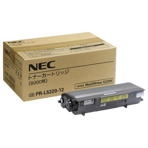 【純正品】 NEC PR-L5220-12/PRL5220-12 トナーカートリッジ