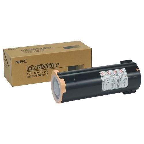 【純正品】 NEC PR-L6600-12/PRL6600-12 トナーカートリッジ