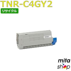 【期間限定】TNR-C4GY2 大容量 イエロー リサイクルトナーカートリッジ (即納再生品)