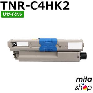 【期間限定】TNR-C4HK2 / TNRC4HK2 ブラック リサイクルトナーカートリッジ (即納再生品)