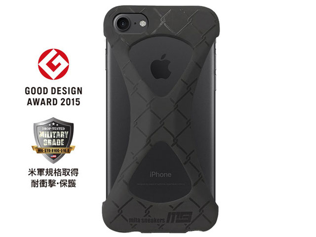 GOODS グッズ パルモxミタスニーカーズフォーアイフォーン7 Palmo x mita sneakers for 7 iPhone BLACK