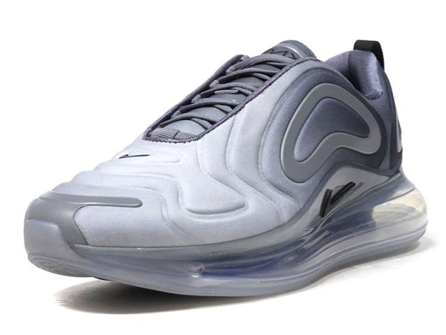 NIKE [Kie Ney AMAX 720 carbon gray Nike sportswear limited edition]  AIR MAX 720