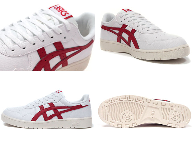 ASICSTIGER JAPAN S WHT RED1191A212 100n0wOPk
