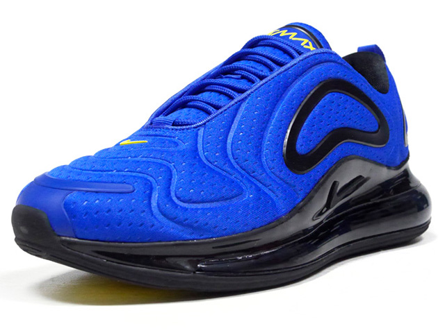 air max 720 noir et bleu