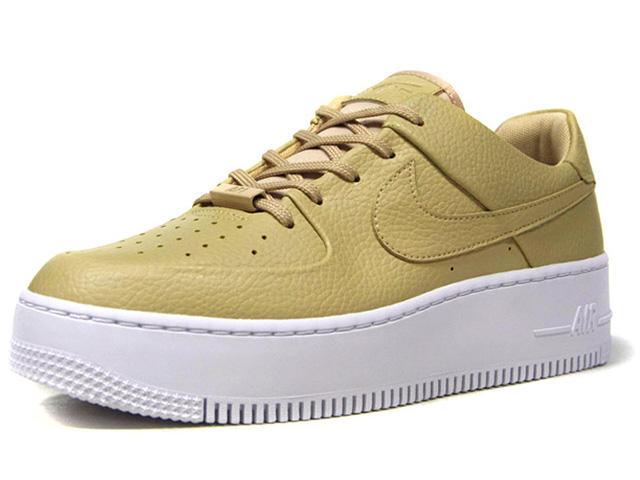 NIKE [Nike women air force 1 say Girona smart sportswear limited edition]  (WMNS) AIR FORCE 1 SAGE LOW