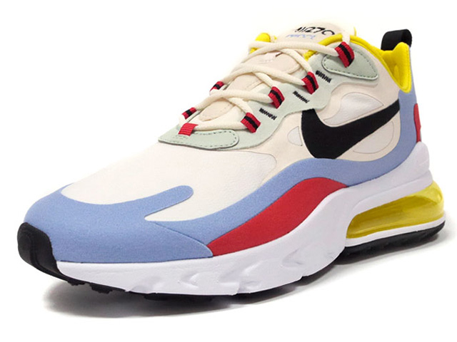 NIKE [Nike women Air Max 270 re act Bauhaus Nike sportswear limited edition]  (WMNS) AIR MAX 270 REACT