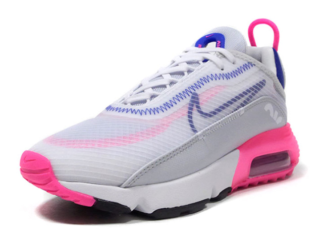 NIKE ナイキ ウィメンズエアマックス2090 有名な OUTLET SALE WMNS AIR MAX 2090 WHITE BLACK PURE BLAST CZ3867-101 PINK PLATINUM CONCORD